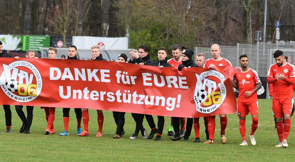 Oh, happy Day: 4:0 bei Lupo Wolfsburg!!