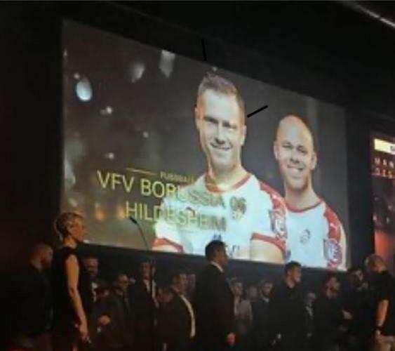 """HAZ-Wahl: VfV 06 ist """"Mannschaft des Jahres""""!!"""