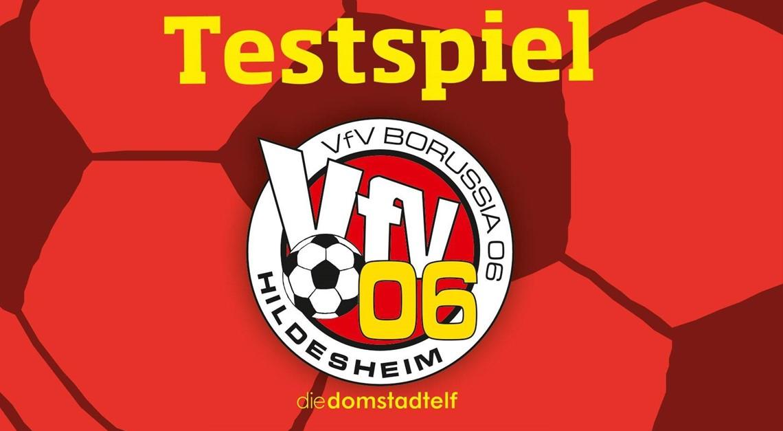 VfV 06 testet beim Landesligisten SV Lengede!