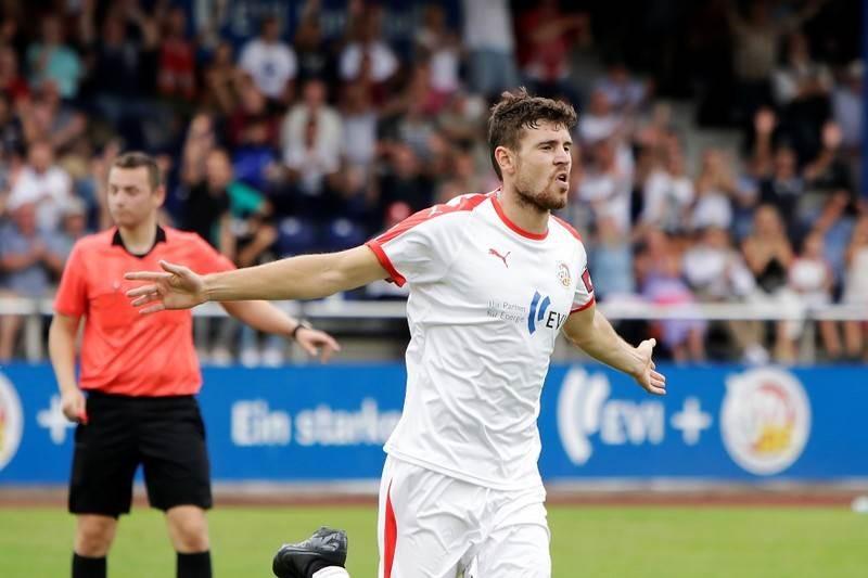 VfV 06 und Liga 4: Für Heesmann eine Herzenssache!
