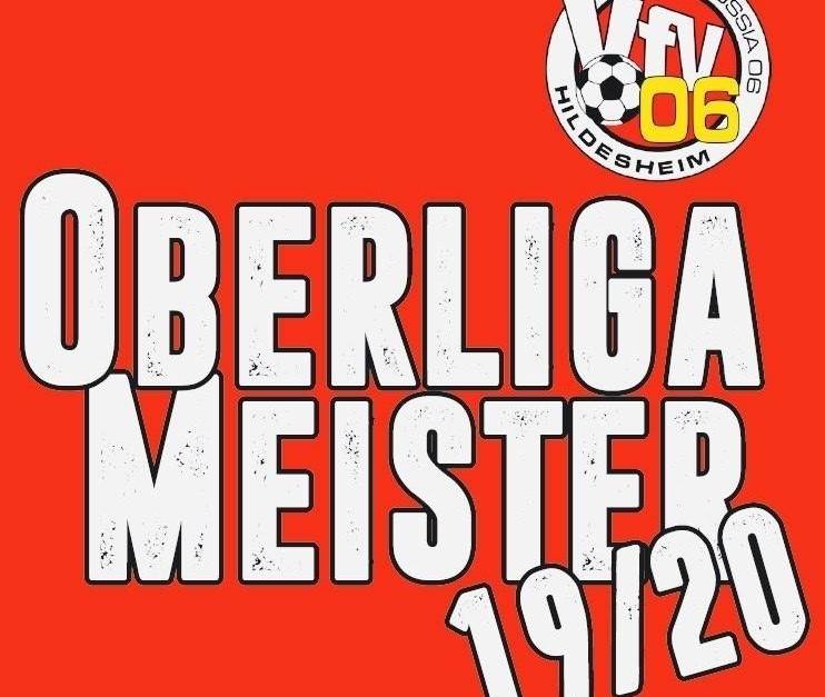 JAAAA! Meister und Aufstieg!!! VfV 06 in Liga 4!!!