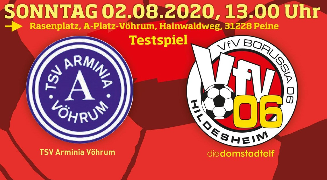 Startsieg 7:0! - Sonntag geht´s nach Peine-Vöhrum!