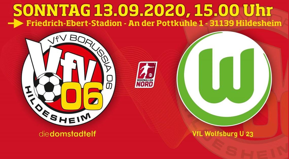 Liga-4-Premiere im FES: Top-Favorit WOB kommt!