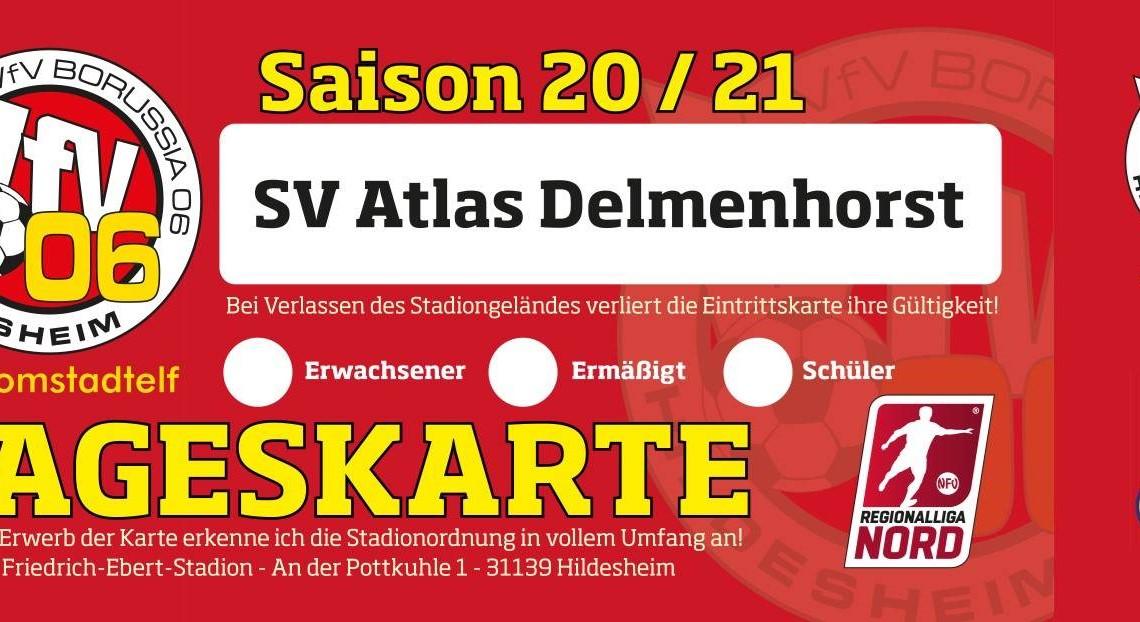 MEHR FANS: Jetzt Tickets für Delmenhorst-Spiel!