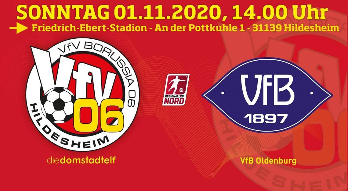 ABSAGE: 2x Corona-Verdacht beim VfB Oldenburg!