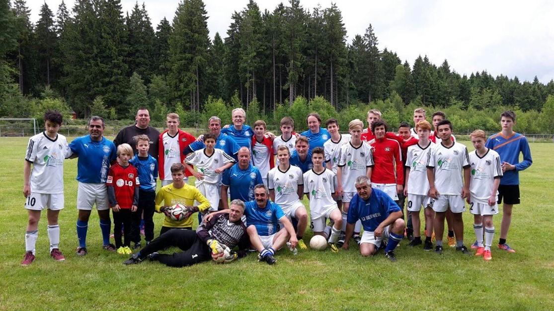 U15-Saisonfinale im Solling