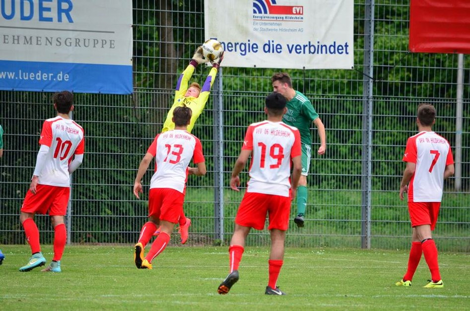 U19: Mit 4:0-Sieg in die Sommerpause