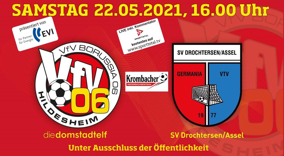 Pokalfight pur - Saison-Highlight gegen D/A!
