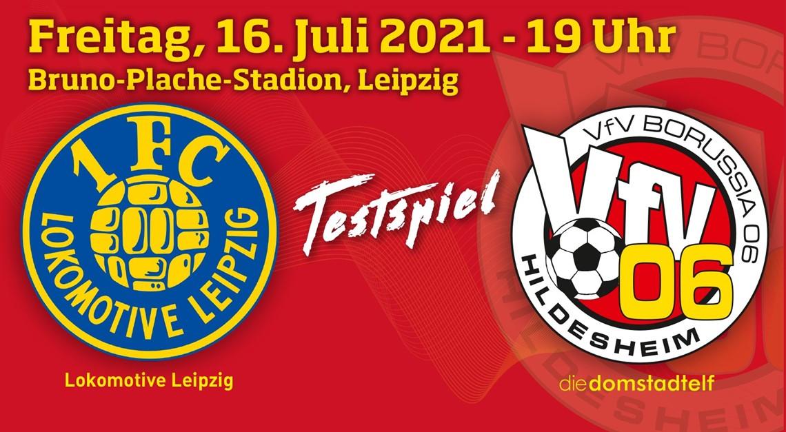 Gastspiel bei Lok Leipzig - Team-Camp im Harz!