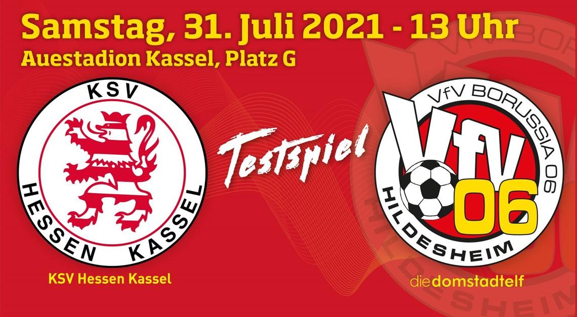 Samstag, 13 Uhr: Härtetest bei Hessen Kassel!