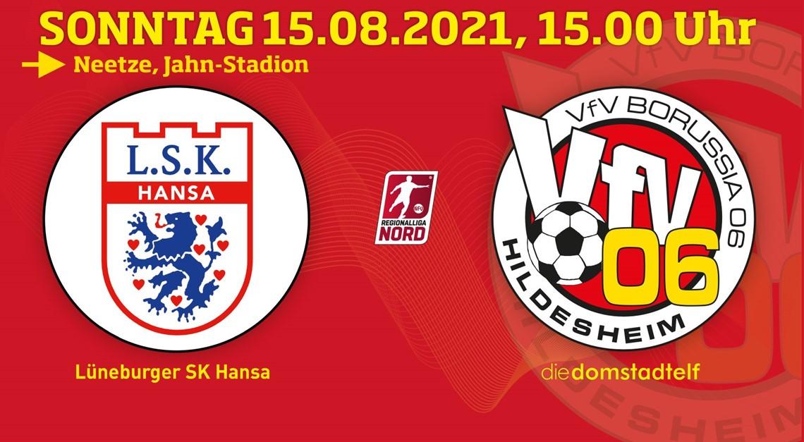 Was geht VfV 06? Saisonstart beim LSK Hansa!