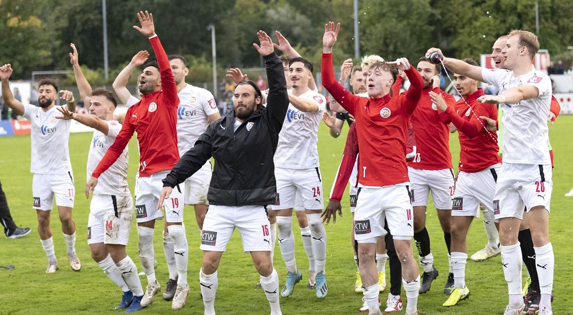 5:4!!! VfV 06 schafft Pokal-Sensation gegen BTSV!
