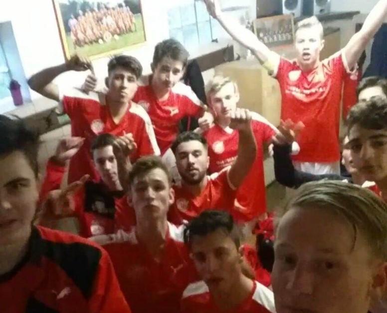 2:1 Sieg gegen PSV Hildesheim