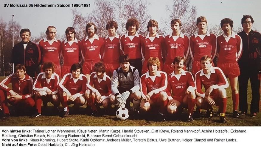 Spielerarchiv SV Borussia 06
