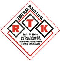 Sponsor - Reis Tiefbau Kabelbau