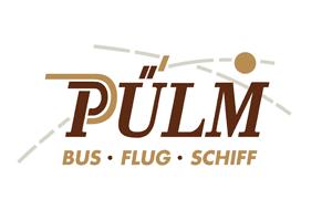 Sponsor - PÜLM Reisen - Bus · Flug · Schiff