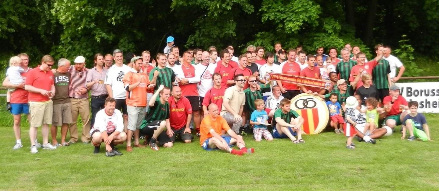 Mannschaftsfoto VfV 06 Hildesheim