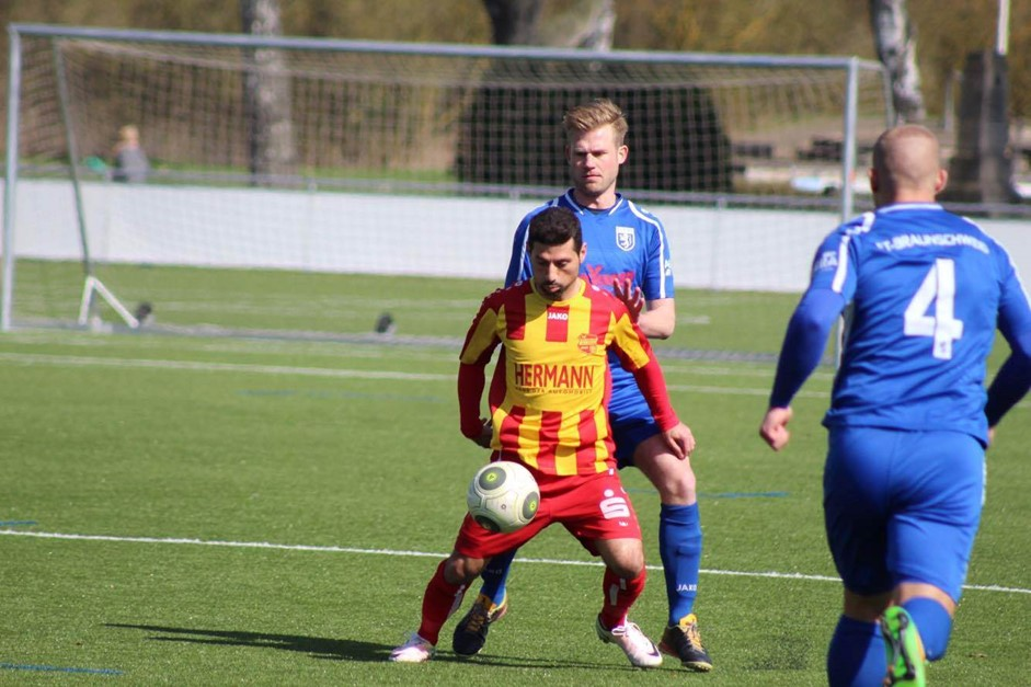 Heimsieg gegen FT Braunschweig