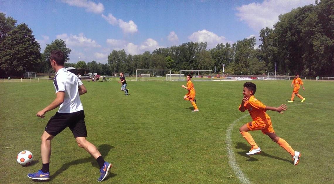 U11 - Heimspiel gegen die JSG Uslar/Solling I