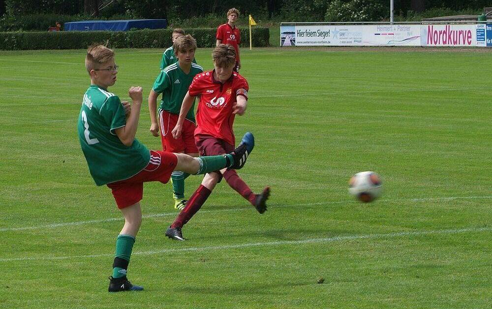 3-1 Sieg gegen VFB Peine