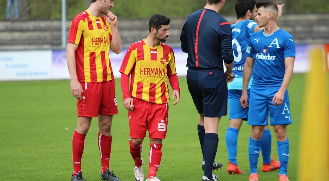 Mehdi Mohebieh verlässt Eintracht Northeim