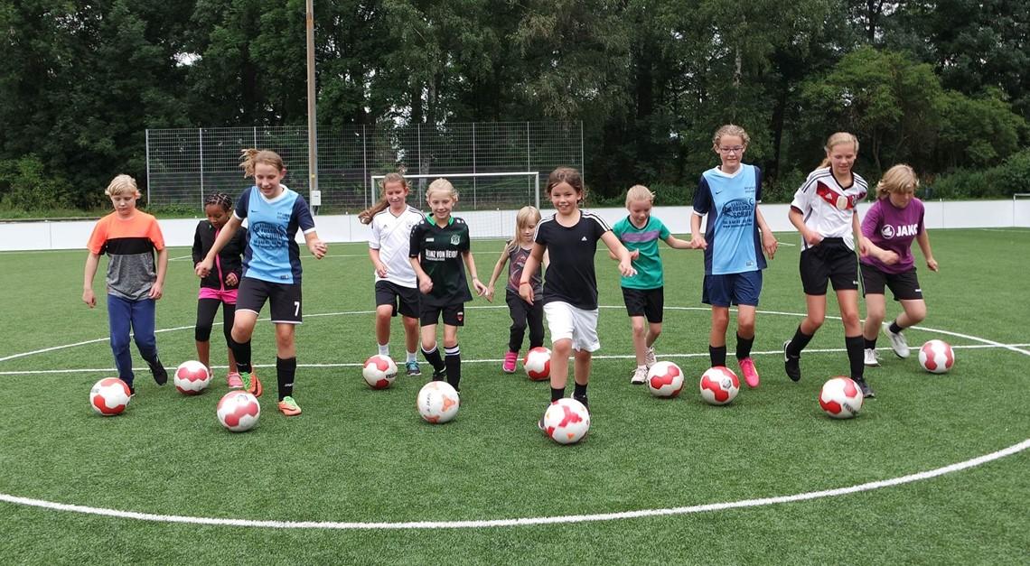 Ferienspaßaktion des FC Eintracht Northeim