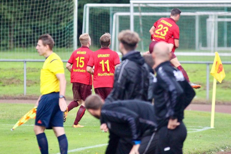 Northeimer Derbysieg über SVG Göttingen
