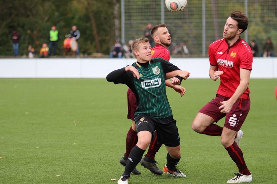 Deutliche Niederlage gegen Heeslinger SC