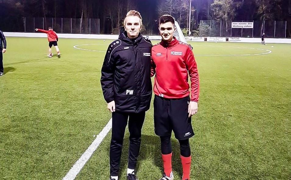 Luka Szagun verstärkt FC Eintracht Northeim