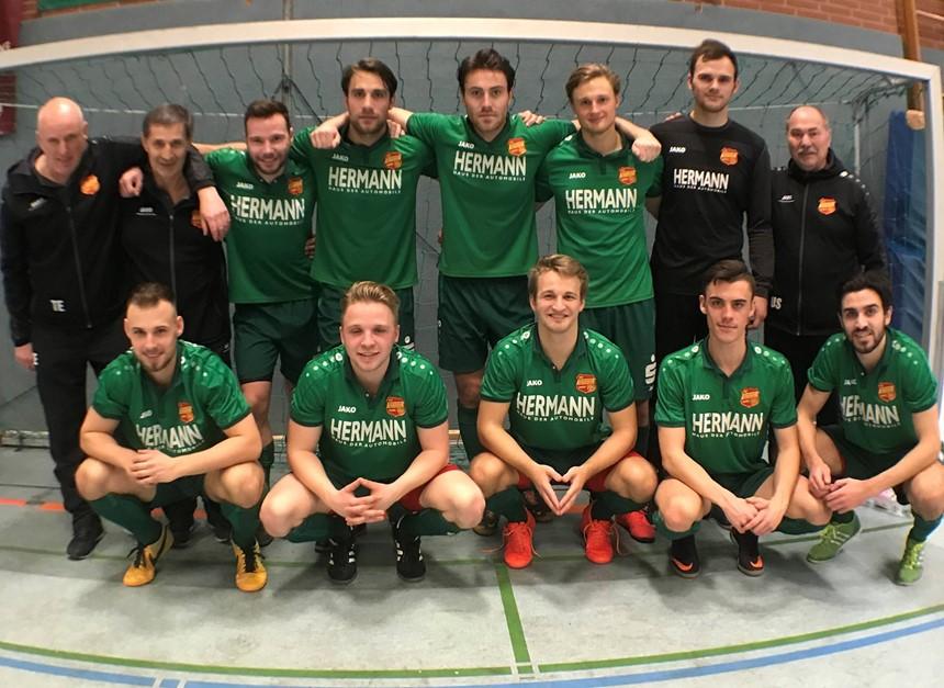 Eintracht verteidigt Renault-Hermann Stadtpokal