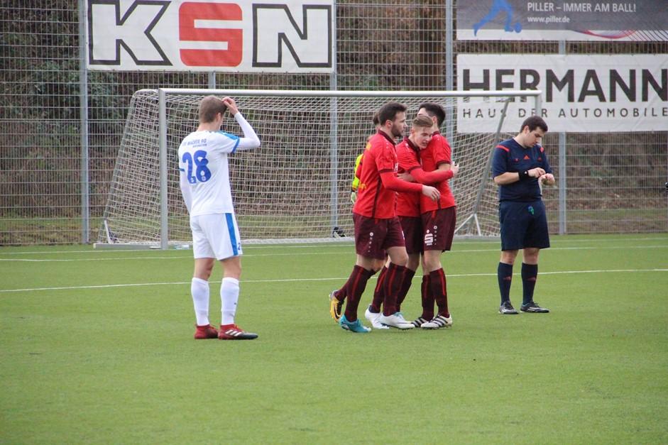 Testspielsieg über Wacker Nordhausen U23