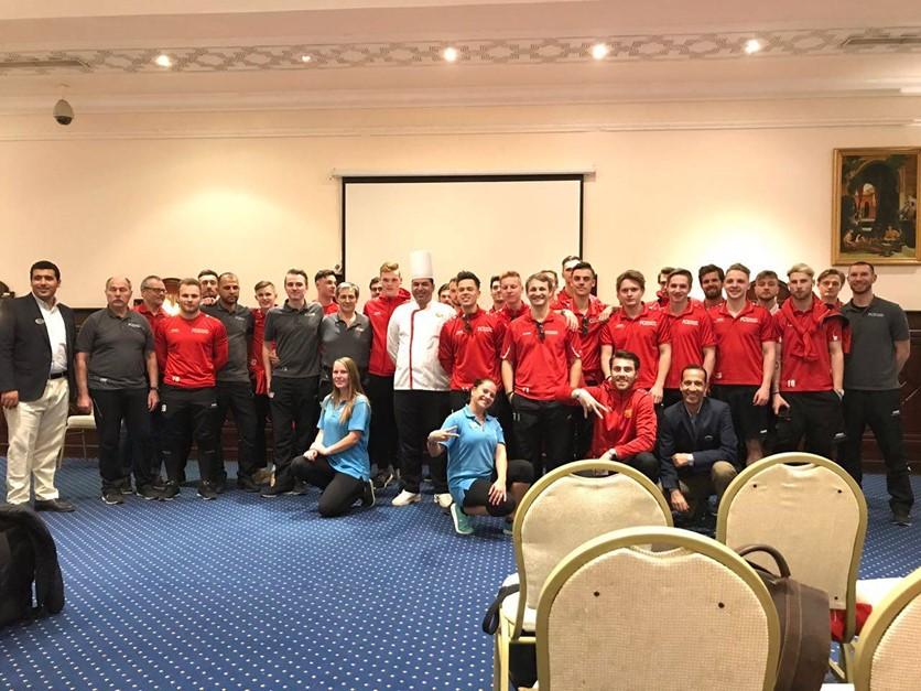 FC Eintracht im Trainingslager in Ägypten!