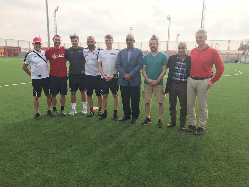 Sieg über SENZO Sporting Club Hurghada