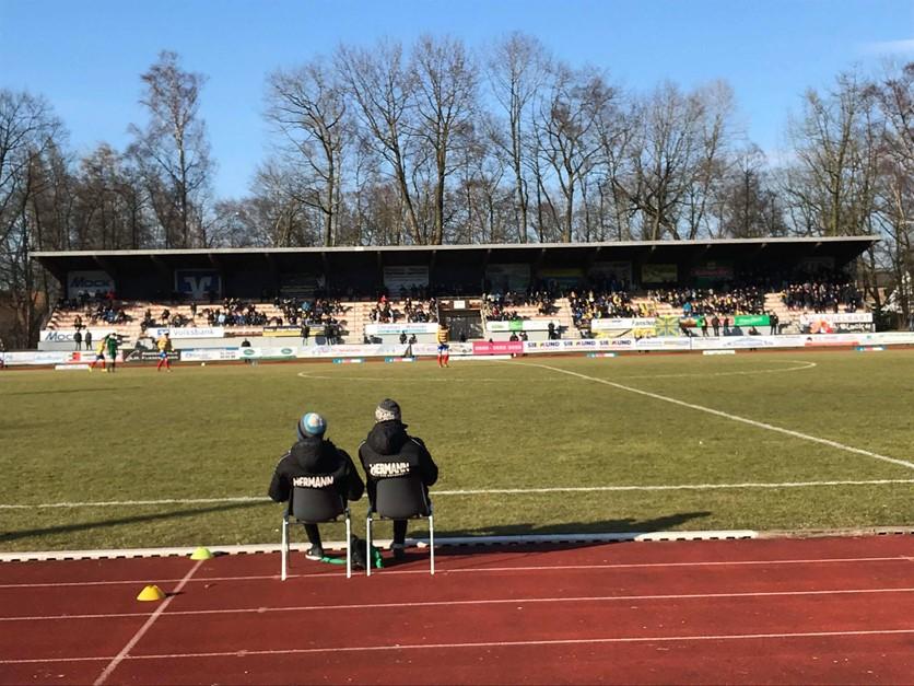 Punktgewinn in Delmenhorst