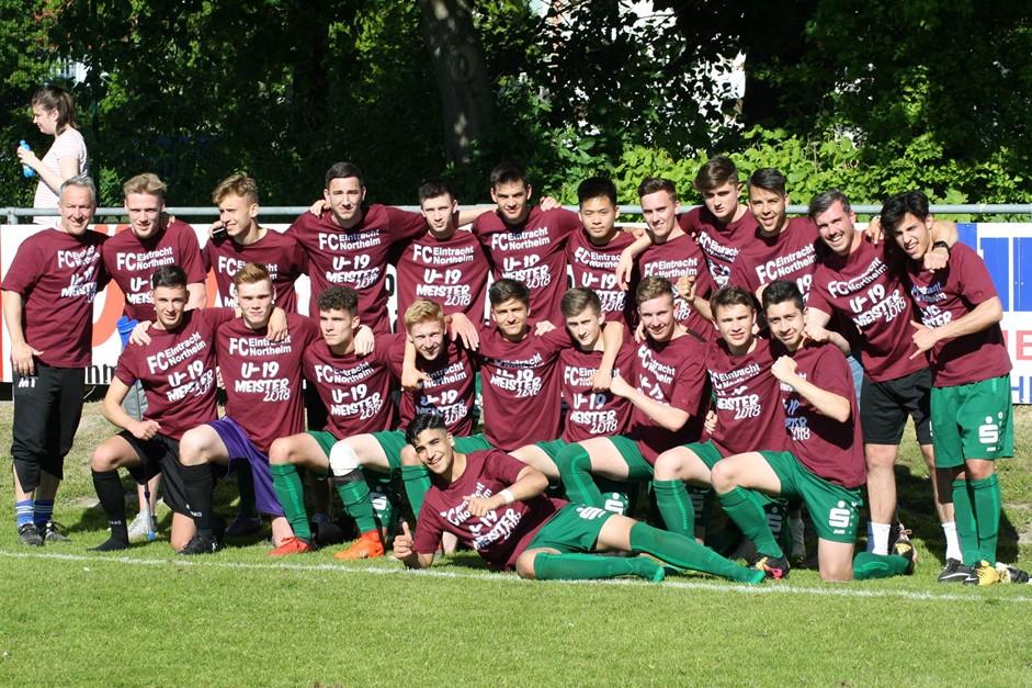 U19 sichert vorzeitig den Titel