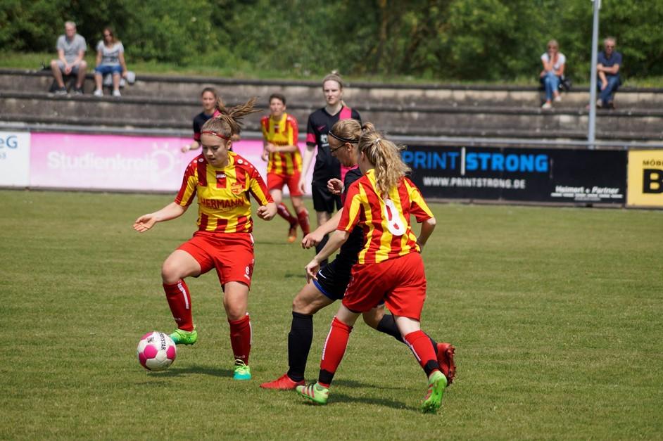 Eintrachtfrauen verpassen Pokalfinaleinzug