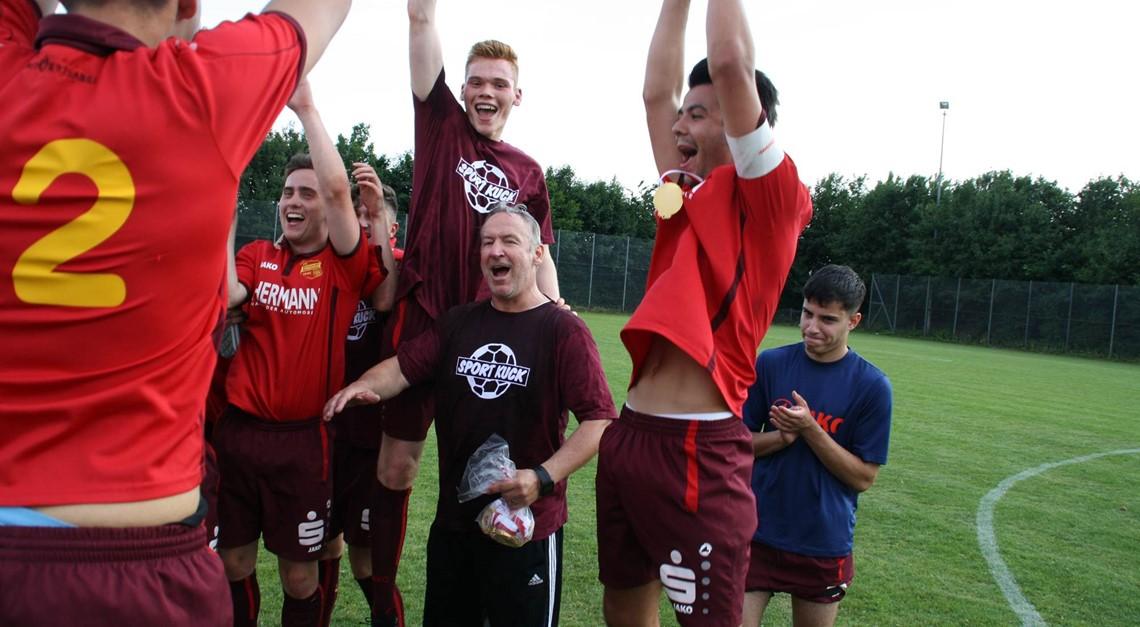 U19 vollendet Meistersaison mit starker 2.Halbzeit