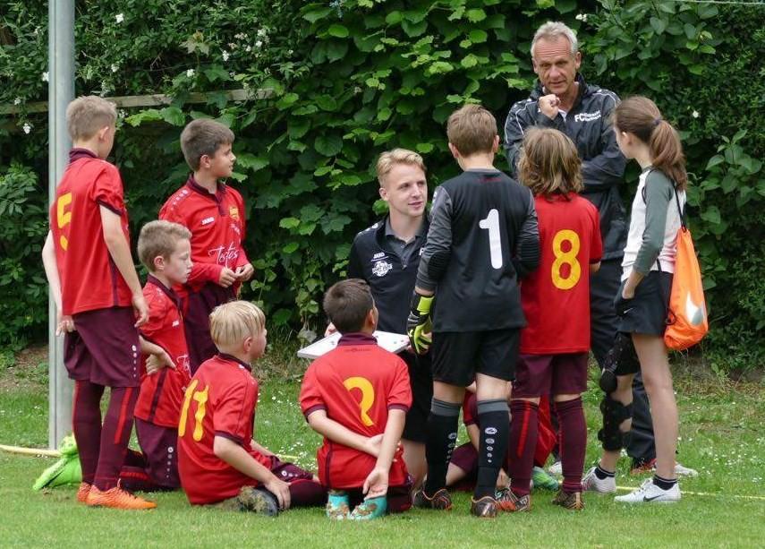 U11 gewinnt gegen Sülbeck