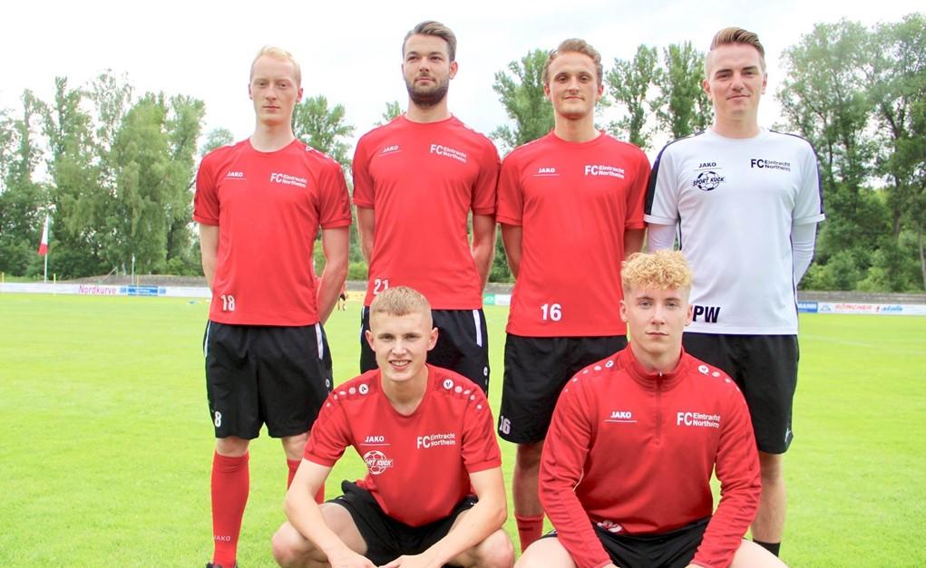 Eintracht in Saisonvorbereitung gestartet!