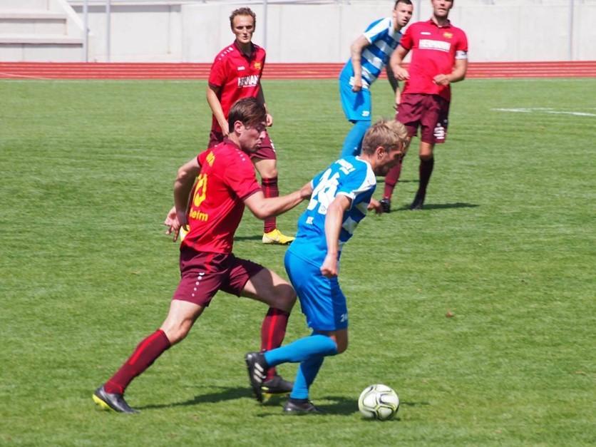 Deutliche Niederlage gegen Wacker Nordhausen