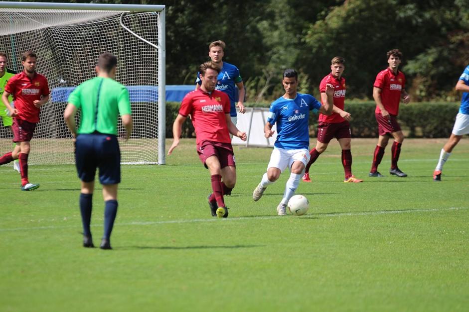 FC Eintracht im Achtelfinale!