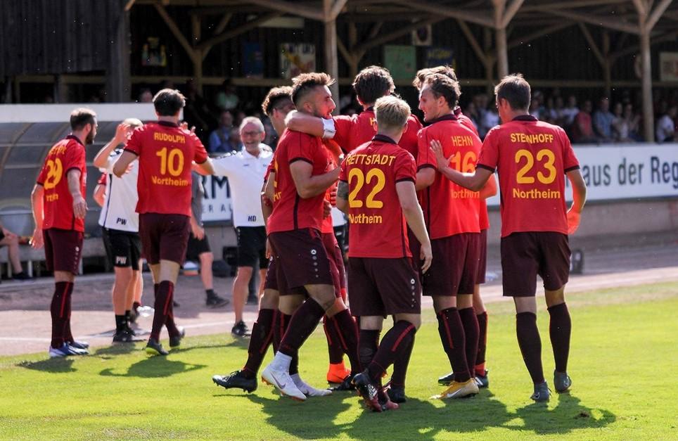 Auftaktsieg gegen SC Spelle-Venhaus