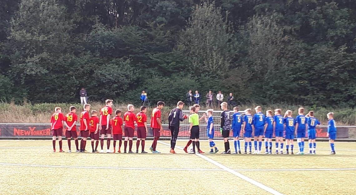 FC Eintrach Northeim siegt auch in Braunschweig