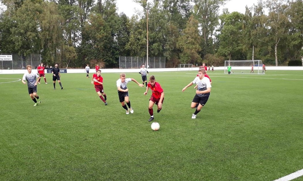 U17 unterliegt Havelse