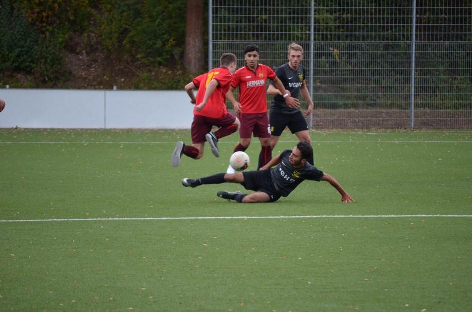 U19 mit Remis gegen Westercelle