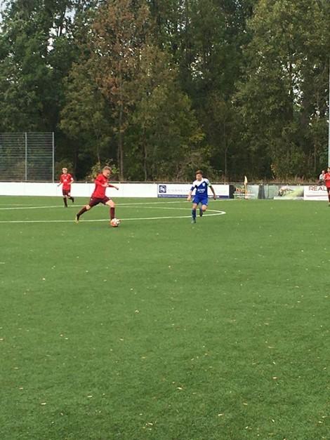 Eintracht Northeim U15 vs Freie Turner II 5:1(0:1)