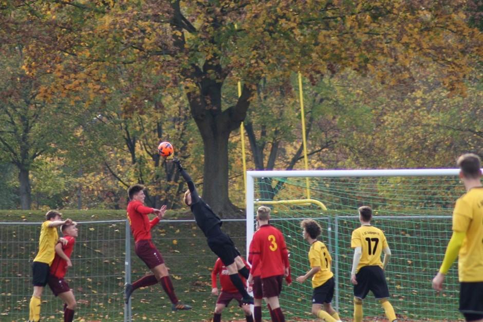 U19 mit Niederlage im Derby