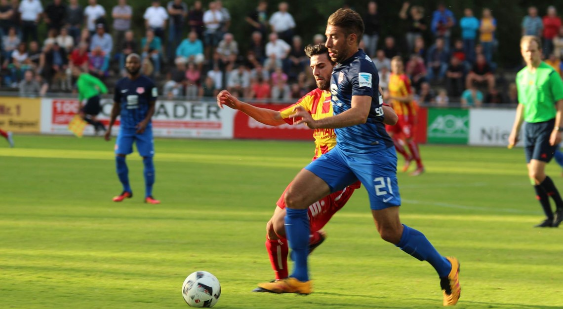 Eintracht Braunschweig U23 kommt zum Spitzenspiel