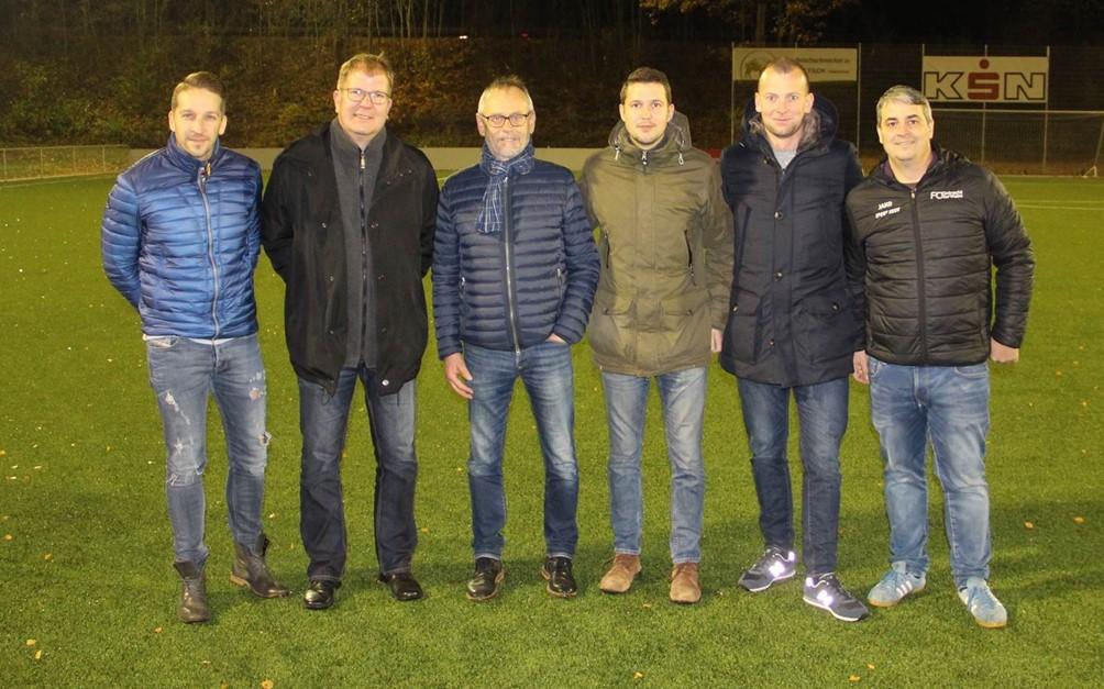 Neuer Vorstand beim FC Eintracht Northeim