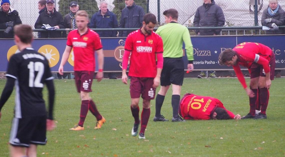 Niederlage zu zehnt für den FC Eintracht Northeim